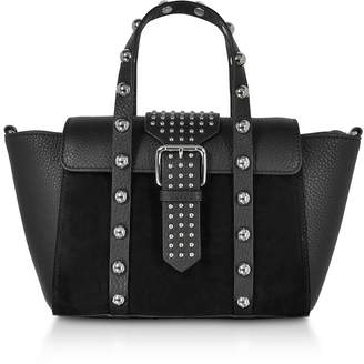 RED Valentino Medium Shuffle Satchel Bag
