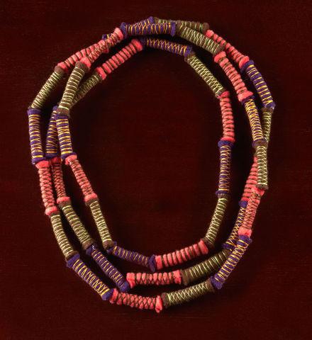 Gaiam Cartucho Necklace