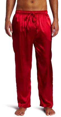 Intimo Men's Classic Satin Sleep Pant