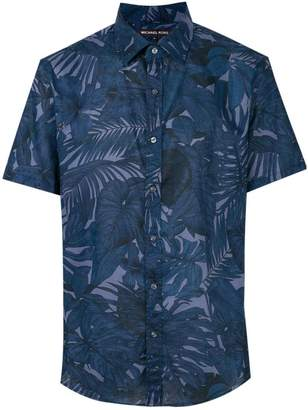 MICHAEL Michael Kors tropical-print shirt
