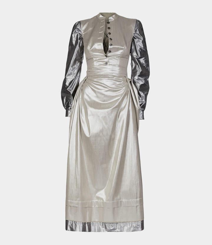 Aemilie Dress Silver