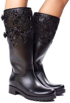 Melissa Flower Boot High