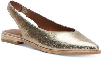 Frye Kenzie Slingback Flats Women Shoes
