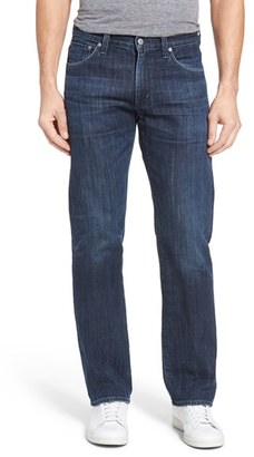 Men's Citizens Of Humanity Sid Straight Leg Jeans $218 thestylecure.com