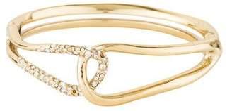 Alexis Bittar Miss Havisham Liquid Crystal Interlocked Bracelet