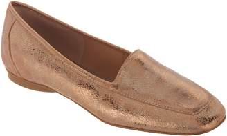 Donald J Pliner Brushed Metallic Loafer - Deedee
