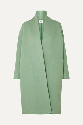 Vince Wool-blend Coat - Mint