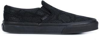 Vans textured slip-on sneakers $70 thestylecure.com