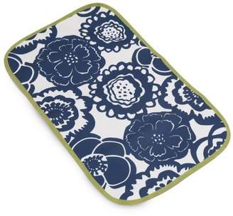 Ju-Ju-Be Ju Ju Be Memory Foam Changing Pad (Cobalt Blossoms)