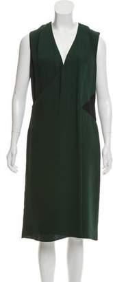 Derek Lam Silk Midi Dress