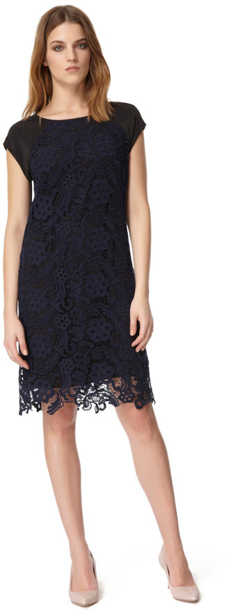 Rebecca Taylor All Lace Dress
