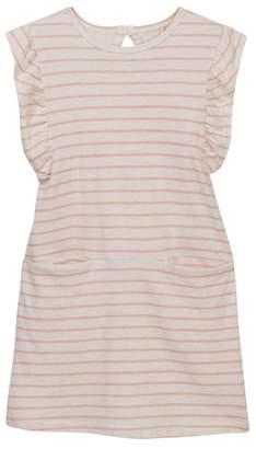 Jessica Simpson Heathered Dress (Little Girls)