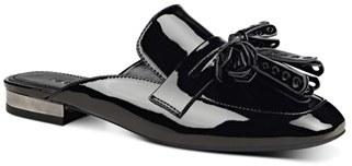 Nine West 'Xenisa' Flat Loafer Mule (Women) $98.95 thestylecure.com