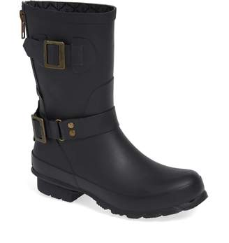 Joules Biker Welly Rain Boot