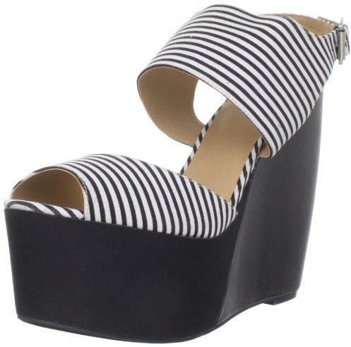 Penny Loves Kenny Women's Nickola Ankle-Strap Sandal