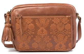 The Sak Reyes Leather Crossbody Bag