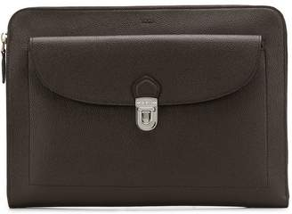 Tod's calf leather pouch