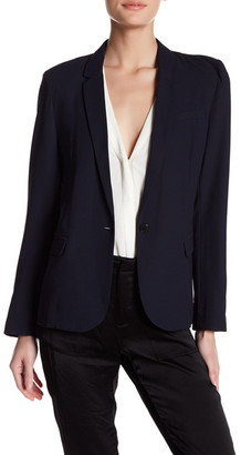 The Kooples Notch Collar Blazer $385 thestylecure.com