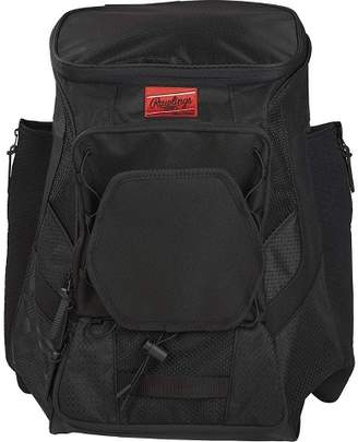 Rawlings Sports Accessories R600 Players Baseball Backpack