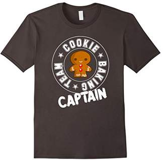 Cookie Baking Team Captain T Shirt