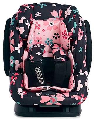 Cosatto Hug Isofix Car Seat Group 123 (9-36 kg), Paper Petals