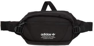 adidas (アディダス) - Adidas Originals adidas Originals ブラック ユーティリティ クロスボディ バッグ