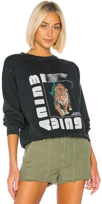 Anine Bing Wild Cat Bing Sweatshirt