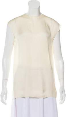 Lanvin Summer 2012 Silk Top