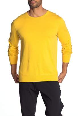 Reigning Champ Lightweight Gold Crew Neck Shirt