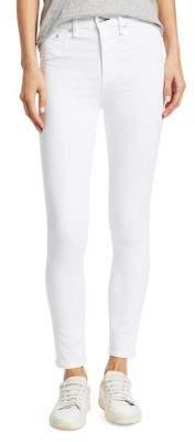 Rag & Bone Heritage High-Rise Ankle Skinny Jeans