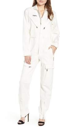 I.AM.GIA Neo-Noir Boiler Jumpsuit