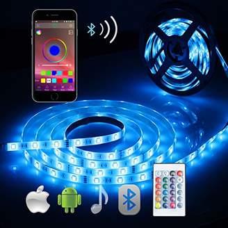 ALED LIGHT Bluetooth LED strip lights