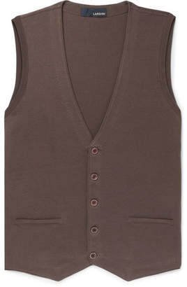 Lardini Cotton Sweater Vest