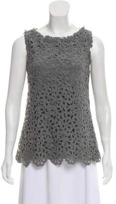 Maliparmi Patterned Sleeveless Top