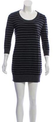 Rag & Bone Merino Wool Mini Dress