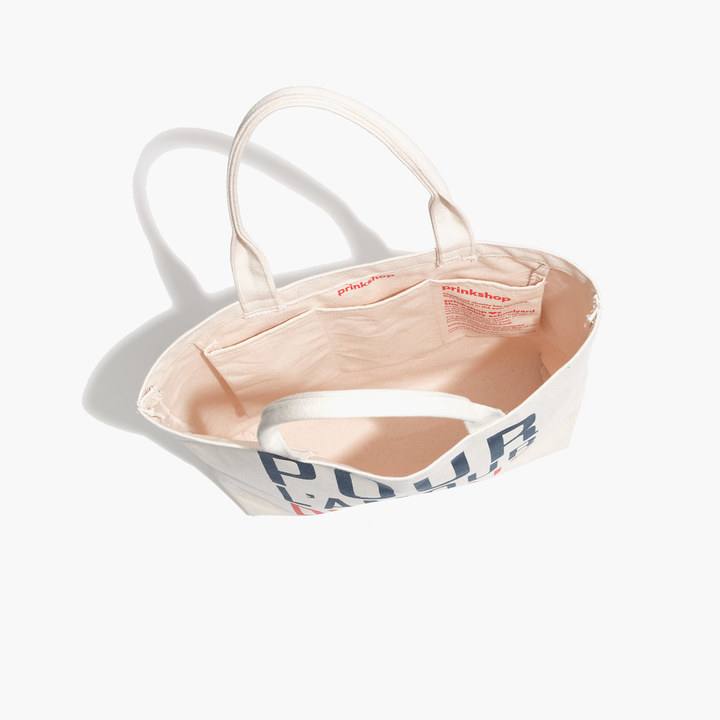 Madewell Prinkshop for Edible Schoolyard & Tote