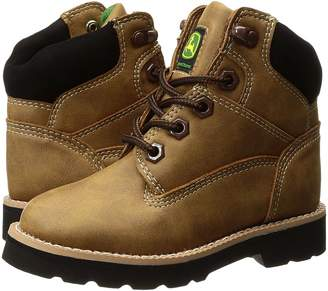 John Deere Everyday Round Toe Lace-Up Men's Work Boots