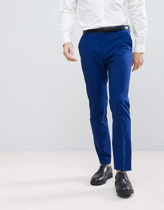 Selected Slim Tuxedo Suit Trousers