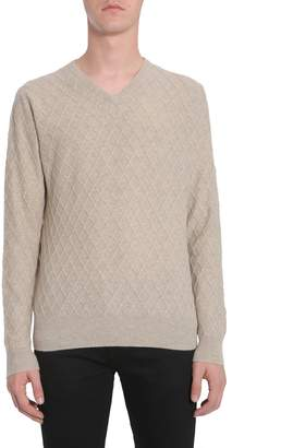 Ballantyne V Collar Jumper