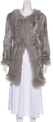 Matthew Williamson Fur Short Coat