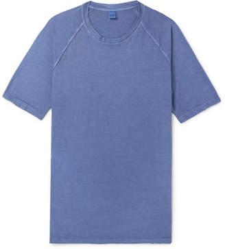 Aspesi Slim-Fit Washed Cotton-Jersey T-Shirt