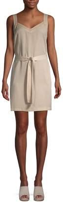 Young Fabulous & Broke Durango Tie Mini Dress