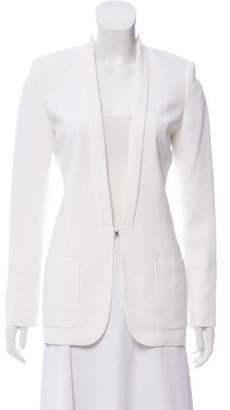Barbara Bui Shawl-Lapel Structured Blazer