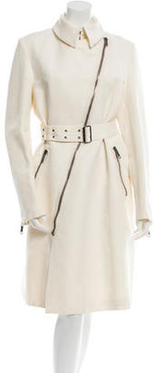Burberry Belted Trench Coat $345 thestylecure.com