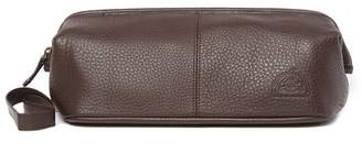 Dopp Buxton Soho Framed Leather Kit