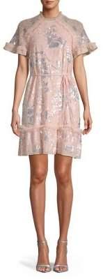 Needle & Thread Floral Gloss Dress