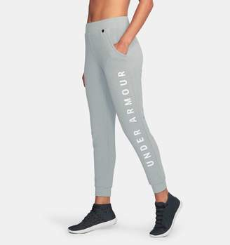 Under Armour Women's UA Unstoppable To/From Joggers