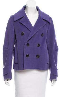 DSQUARED2 Wool Short Coat