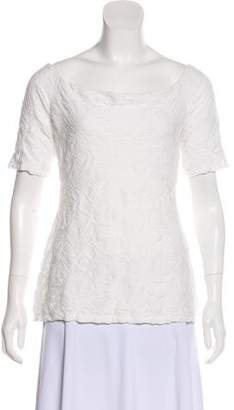 Bailey 44 Quilted Short Sleeve Top