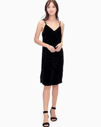 Splendid Crushed Velvet Cami Dress